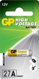 Батерия GP 27A Super Alkaline 12.0V, 1 брой